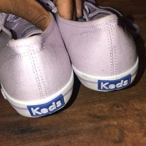 2d44083a65b7b Keds Shoes - KEDS~EOS Collab Champion Passionfruit Sneakers~9